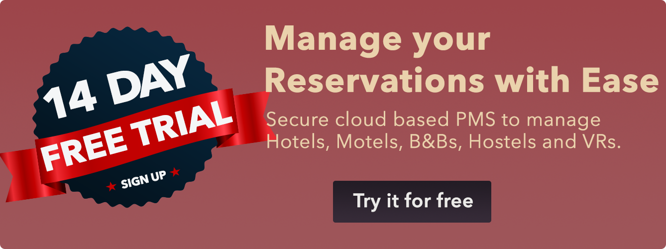 Hotel software free trial for 14 days