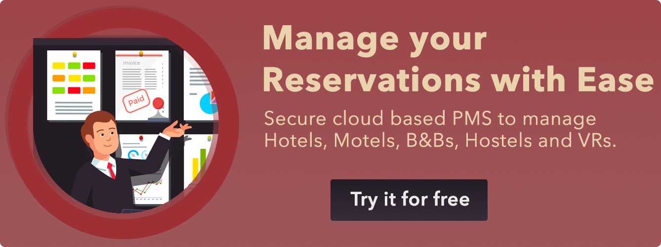 Reservation and Hotel Management Software