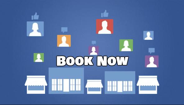 Facebook as Hotel Frondesk