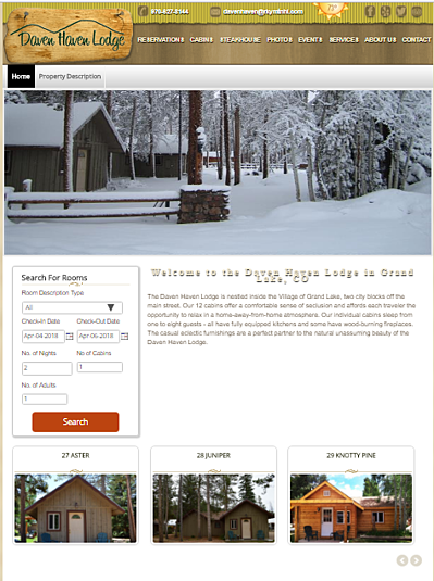 bed-and-breakfast-online-booking-engine-sample