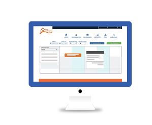 Online booking engine & Property management system
