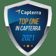 Capterra's Best hotel management software - Easy InnKeeping