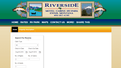 Riverside Motels & Cabins
